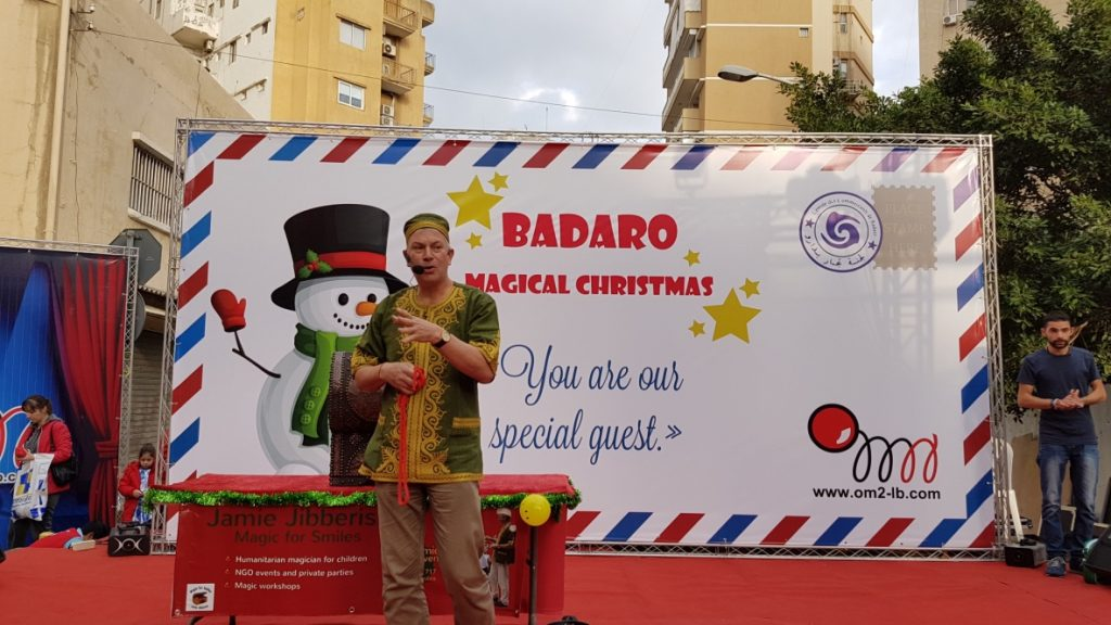 badaro magical christmas