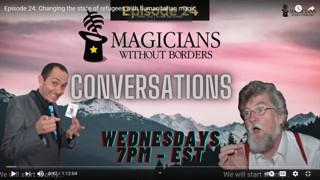 magicians without borders